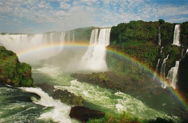 Wide Rainbow